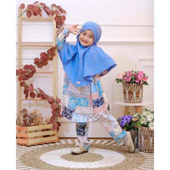 Nabilla Pajamas Blue