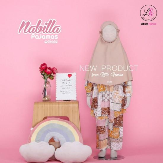 Nabilla Pajamas Coksu