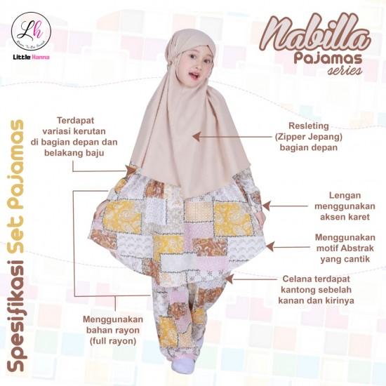 Nabilla Pajamas Pink
