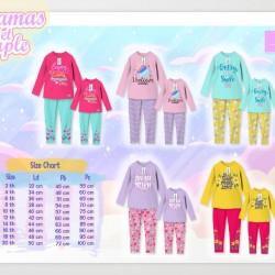 Pajamas Set Couple Aeraaqu