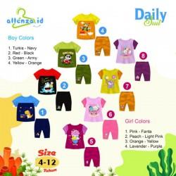 Baju Anak Daily Suit Allenza