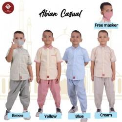 Baju Koko Anak Abian Series