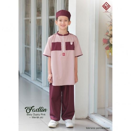 Koko Anak Fadlin Maroon - Coksu