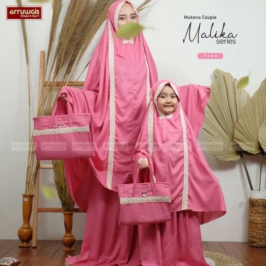 Mukena Malika Series Pink