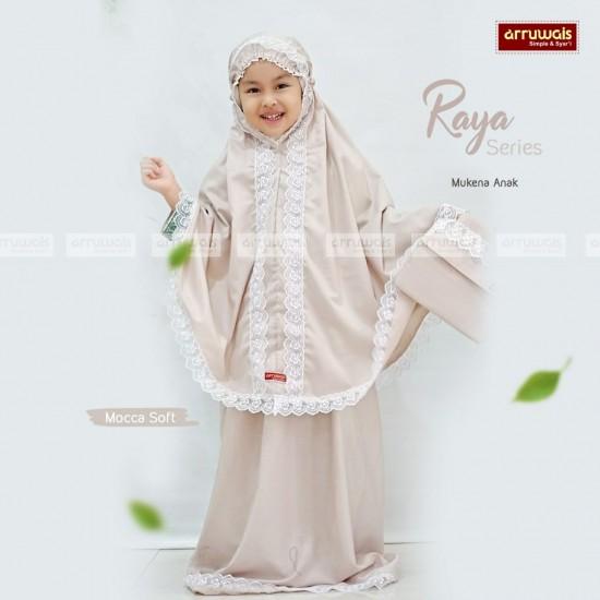 Mukena Rayya Series Cream