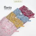 Home Dress Remaja Nania Series Lengan Panjang