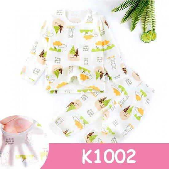 Baju Tidur Anak Lengan Panjang K1002