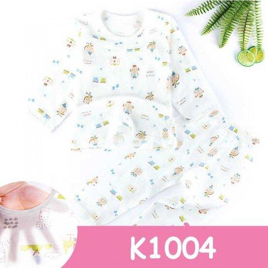 Baju Tidur Anak Lengan Panjang K1004