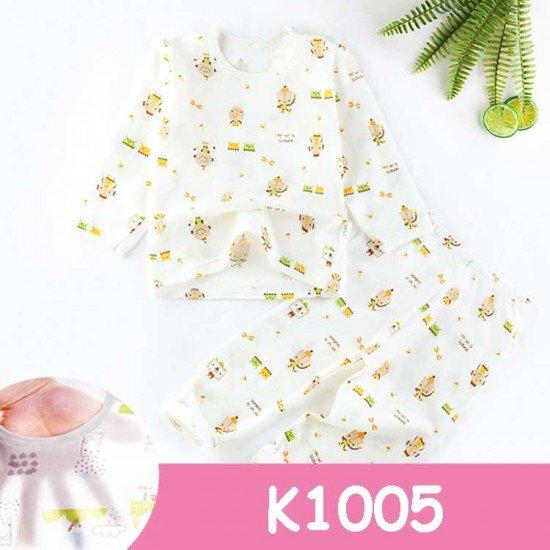 Baju Tidur Anak Lengan Panjang K1005