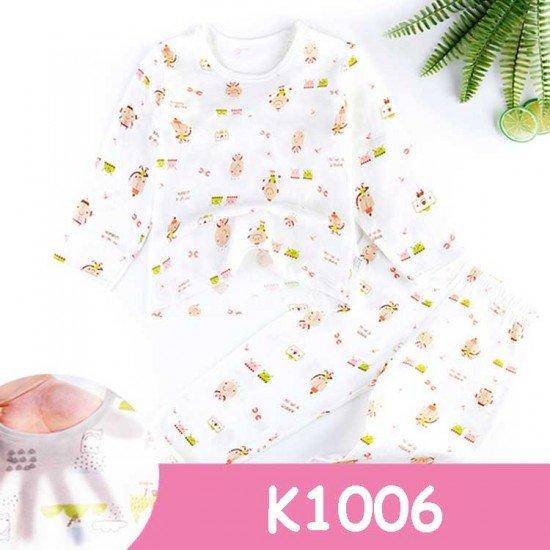 Baju Tidur Anak Lengan Panjang K1006