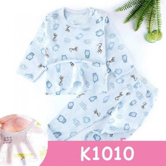 Baju Tidur Anak Lengan Panjang K1010