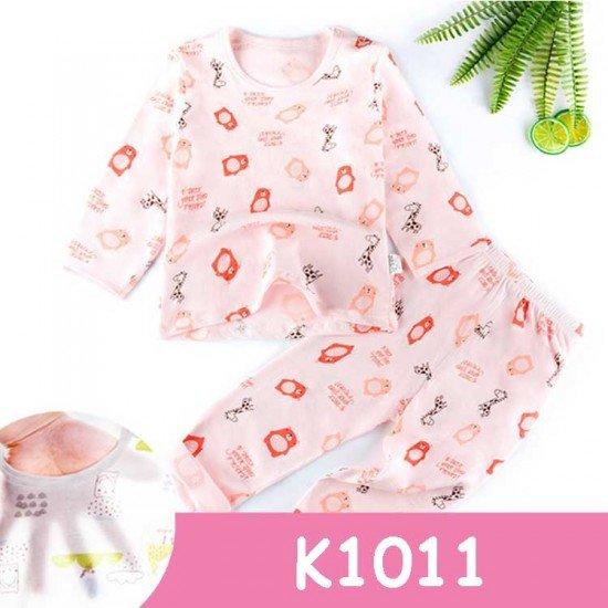 Baju Tidur Anak Lengan Panjang K1011