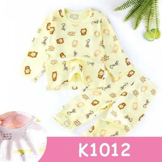 Baju Tidur Anak Lengan Panjang K1012