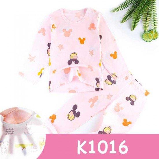 Baju Tidur Anak Lengan Panjang K1016