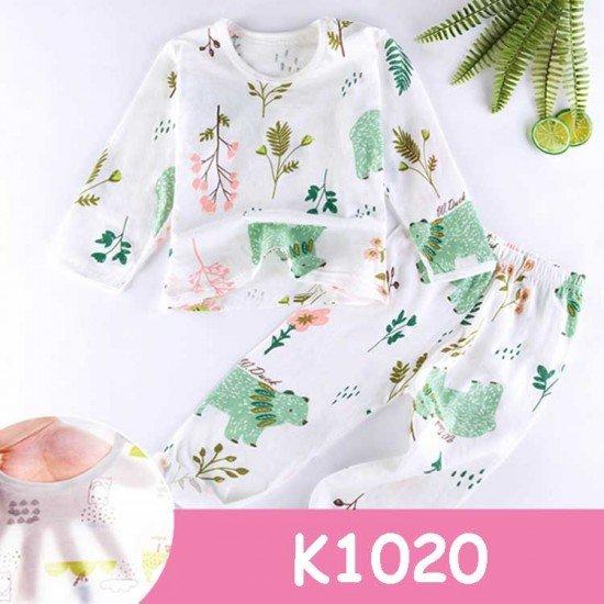 Baju Tidur Anak Lengan Panjang K1020