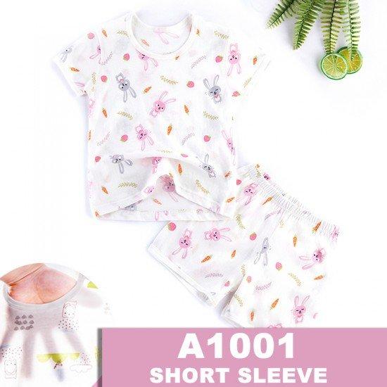 Baju Tidur Anak Lengan Pendek A1001