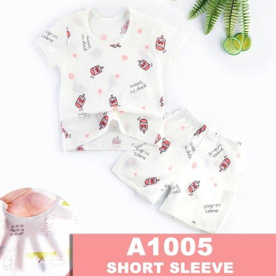 Baju Tidur Anak Lengan Pendek A1005