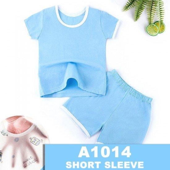 Baju Tidur Anak Lengan Pendek A1014