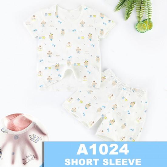 Baju Tidur Anak Lengan Pendek A1024