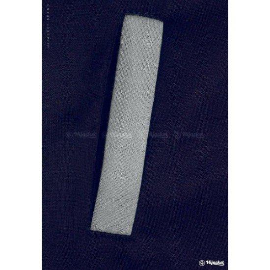 Hijacket Basic Navy Grey