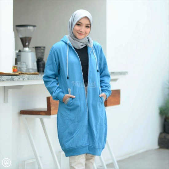 Hijacket Basic Turkish Grey