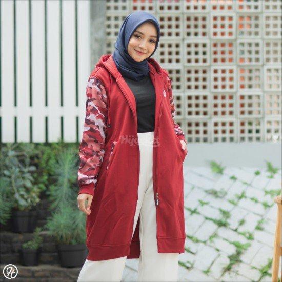 Hijacket Camouflashion Ruby