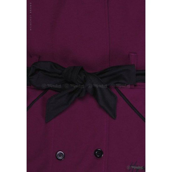 Hijacket Elnara Purple