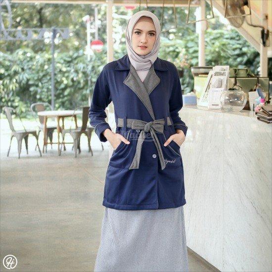 Hijacket Elnara Royal Blue