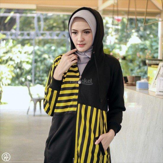 Hijacket Ghania Yellow