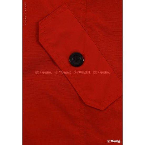Hijacket Ixora Crimson