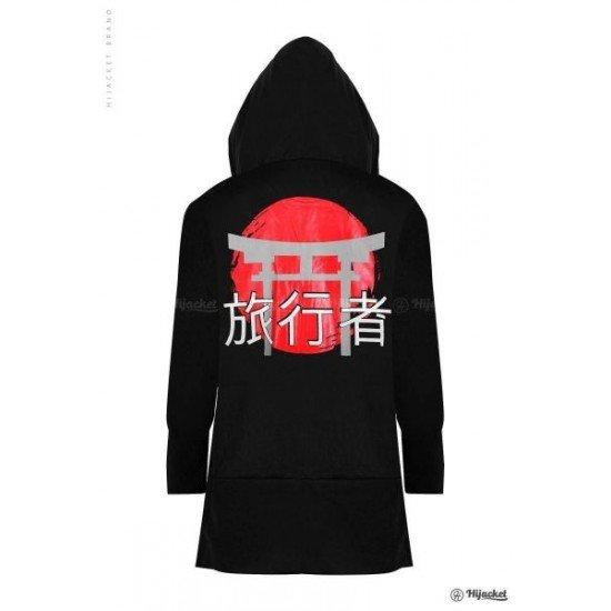 Hijacket Japan Street Black