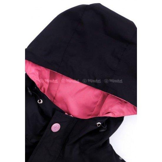 Hijacket Montix Black