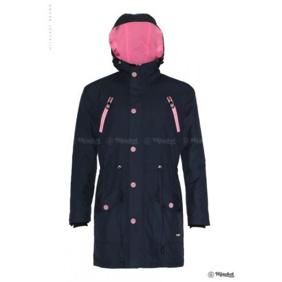 Hijacket Montix Navy