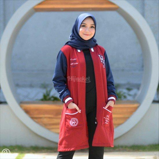 Hijacket Qadira Ruby Blue
