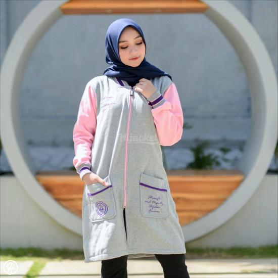 Hijacket Qadira Sky Pink