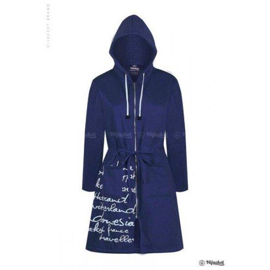Hijacket Urbanashion Royal Blue