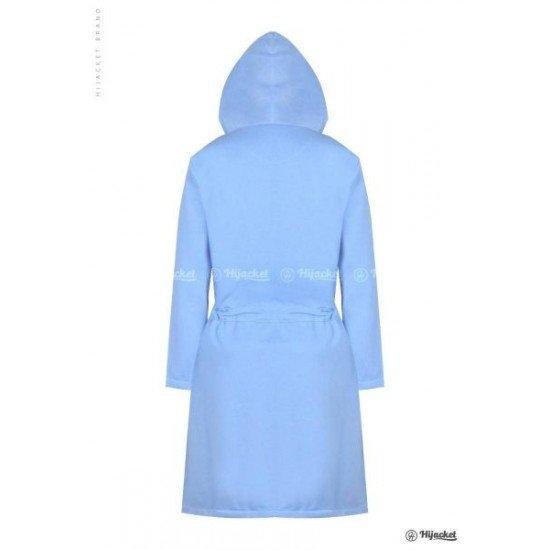 Hijacket Urbanashion Sky Blue