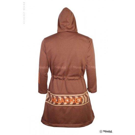 Hijacket Vendulum Cinnamon Brown