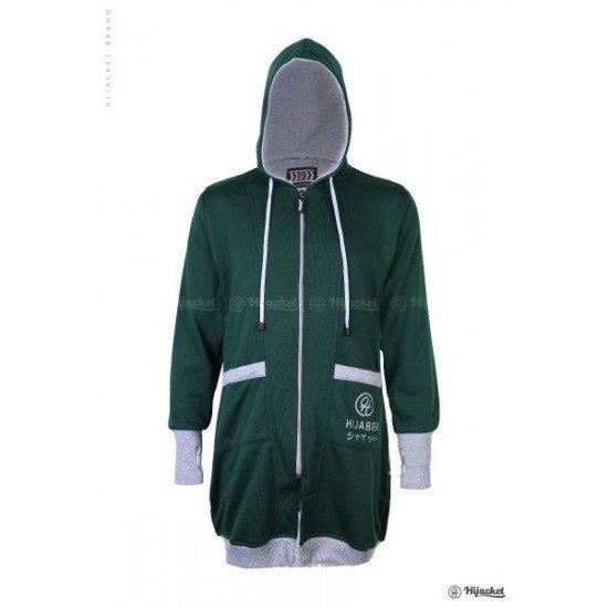 Hijacket Yukata Green