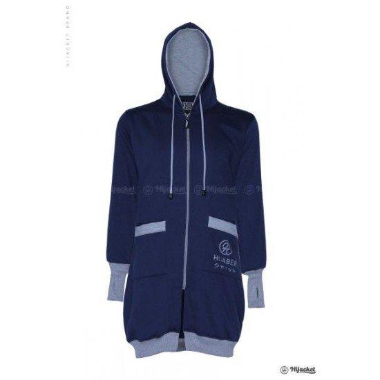 Hijacket Yukata Royal Blue