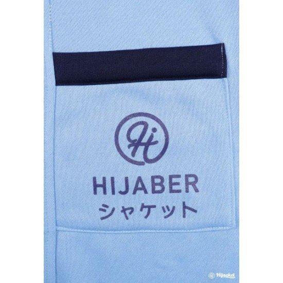 Hijacket Yukata Sky Blue