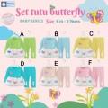 Set Tutu Butterfly