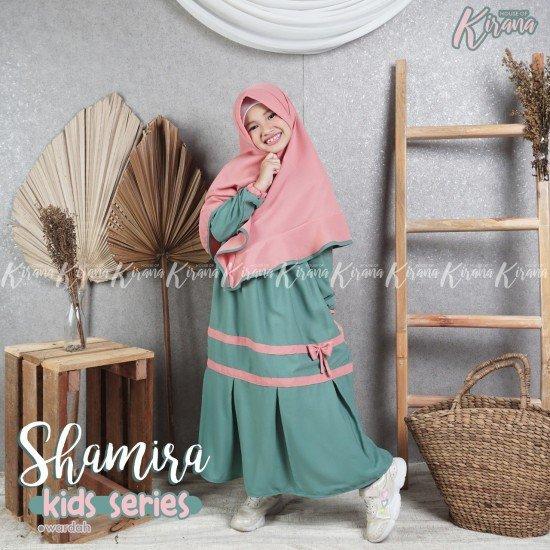 Gamis Anak Shamira Series Wardah