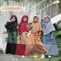 Gamis Anak Zayyina Series