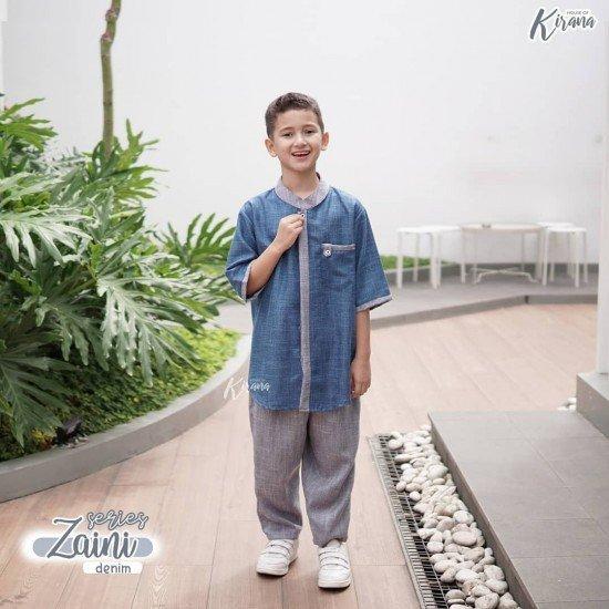 Koko Anak Zaini Series Denim
