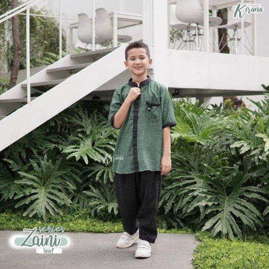 Koko Anak Zaini Series Leaf