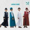 Gamis Remaja Jubah Junior