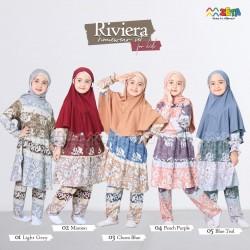Home Dress Anak Riviera Series
