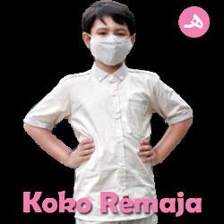 Baju Koko Remaja