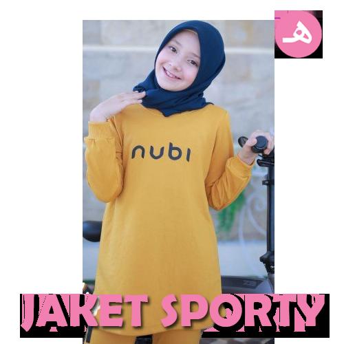 Jaket Sporty
